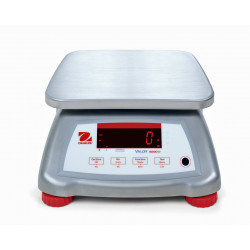 OHAUS Valor 4000 V41XWE1501T - 1.5kg x 0.5g - Trade Approved washdown bench scale