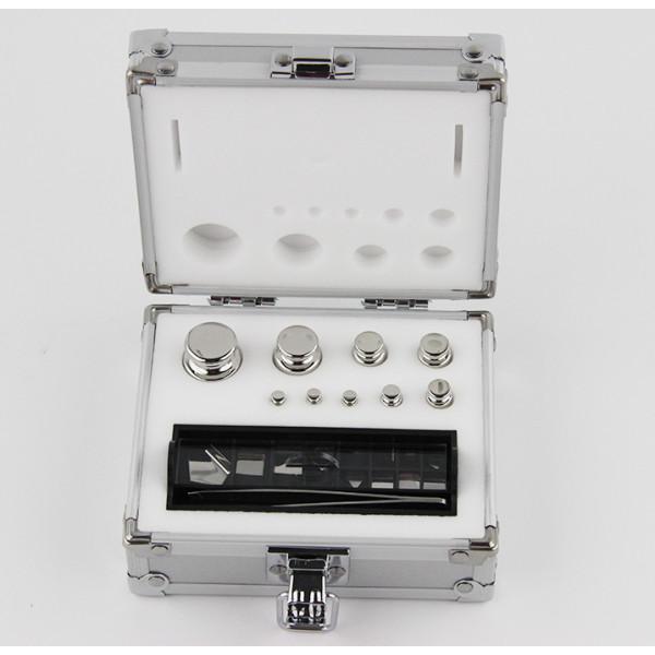 1mg to 100g calibration weight set