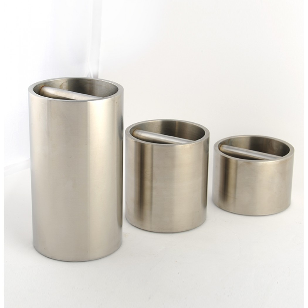Custom made stainless steel calibration weights